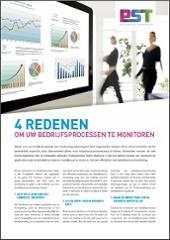 bedrijfsprocessen monitoren