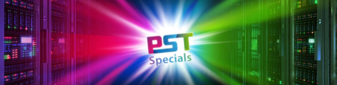 PST Specials
